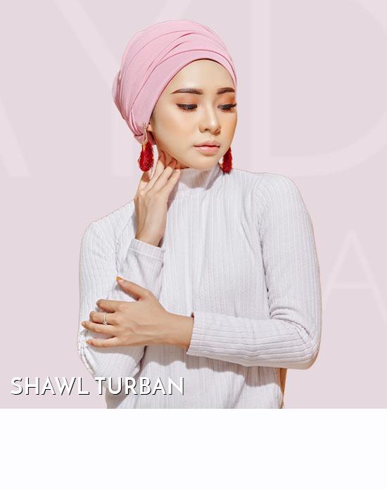 Shawl Turban