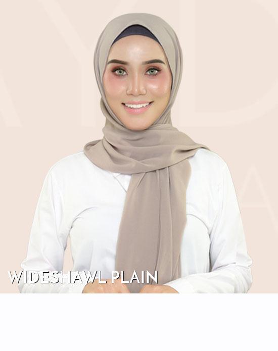 Wideshawl Plain