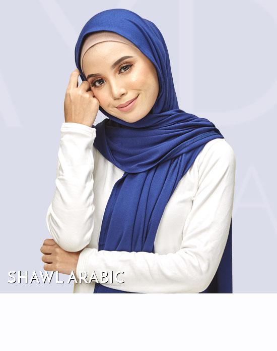 Shawl Arabic