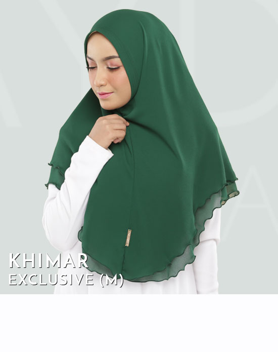 Khimar Exclusive (M)